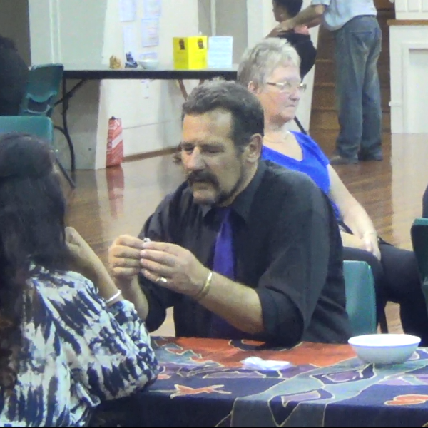 A speech by Kevin Reed to Tauranga Spiritual Society July 2002