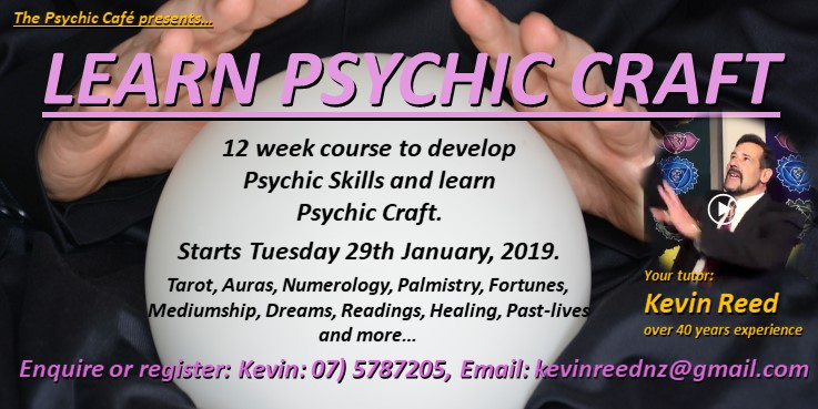 Learn Psychic Craft