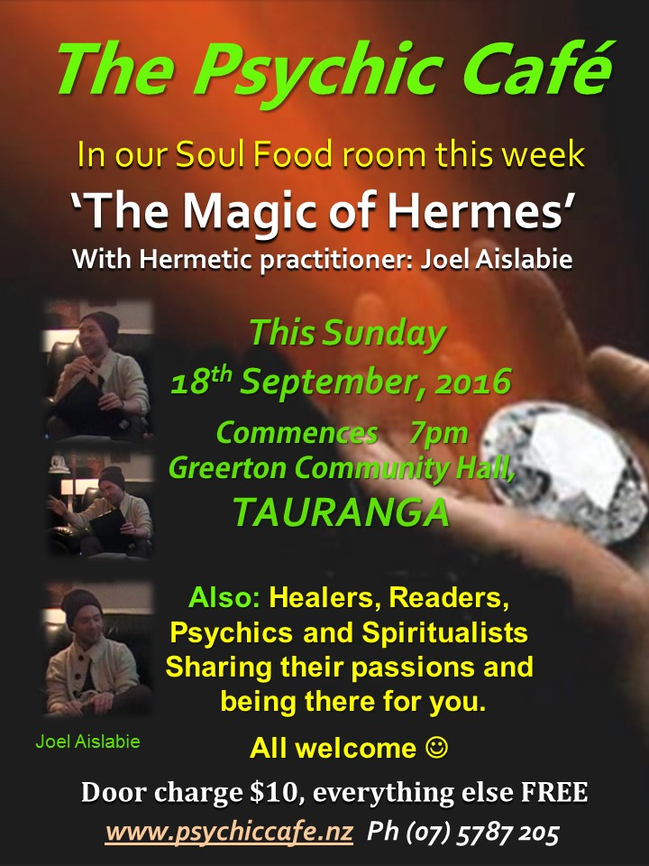 You are currently viewing Joel Aislabie, a Hermetic Practitioner