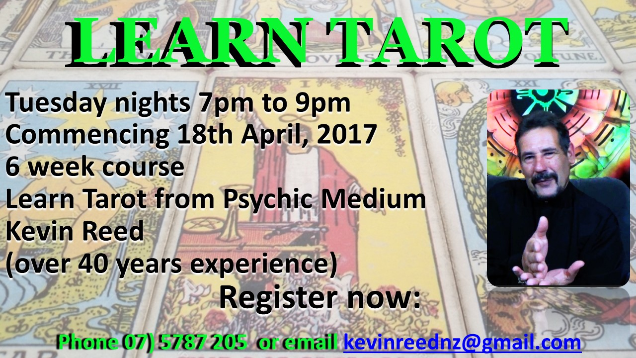 Read more about the article LEARN TAROT