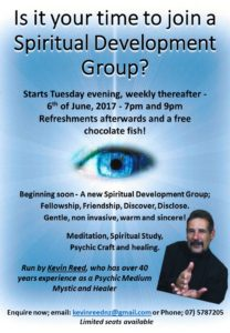 Read more about the article Spiritual Development Group