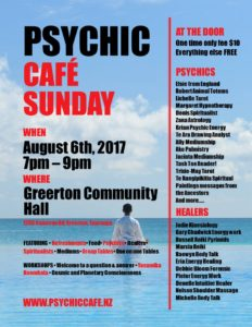 Read more about the article Tauranga Psychic Café Spectacular is on again