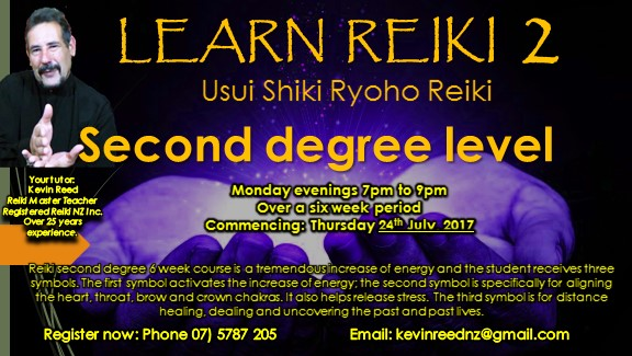 Reiki Second Level – Just do it!