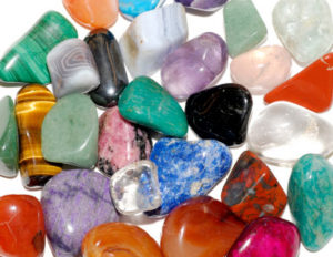 Crystal healing with Elaine Sollitt