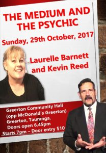 The Medium and the Psychic – Must see show!