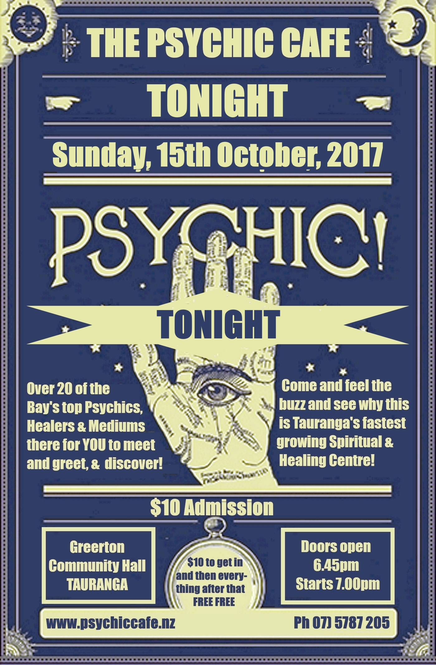 You are currently viewing Tauranga Psychic Cafe TONIGHT!!!!!!!!!