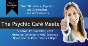 Spiritual Centre Psychic Cafe next on 4th November !!!!!