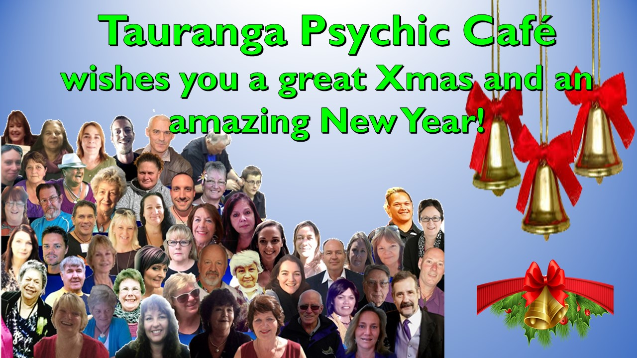 Psychic Cafe wishes you all a Great Xmas 2018!