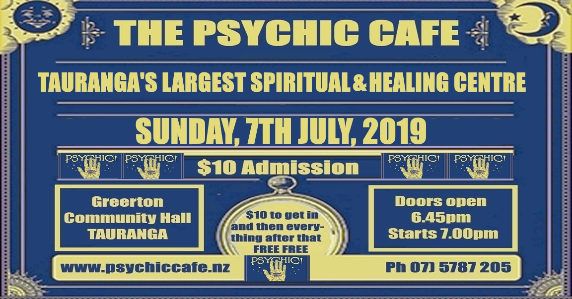 Psychic Cafe Spiritual Centre Meets