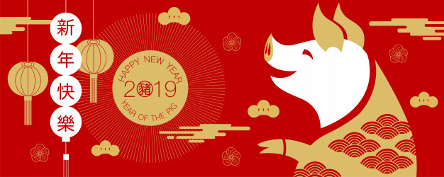 Chinese Year of the Pig Forecast