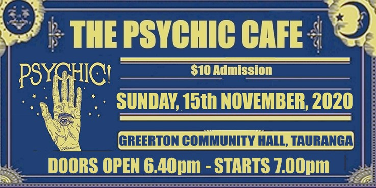 Psychic Cafe Meets!