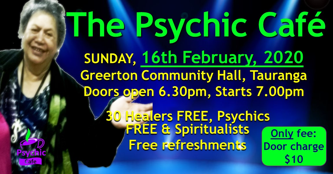 Psychic Cafe Meets