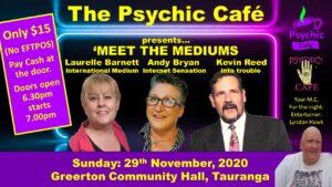 Meet the Mediums