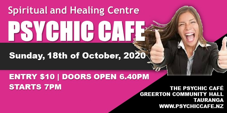 Read more about the article Tauranga Spiritual Centre Psychic Cafe