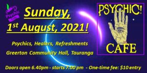 Read more about the article Psychic Cafe this Sunday