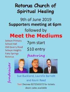 Rotorua Meet the Mediums