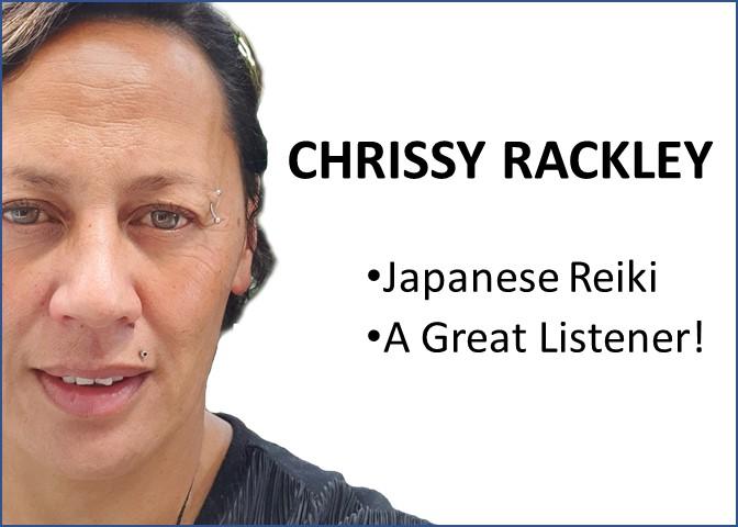 CHRISSY RACKLEY
