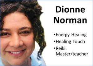 Read more about the article DIONNE NORMAN