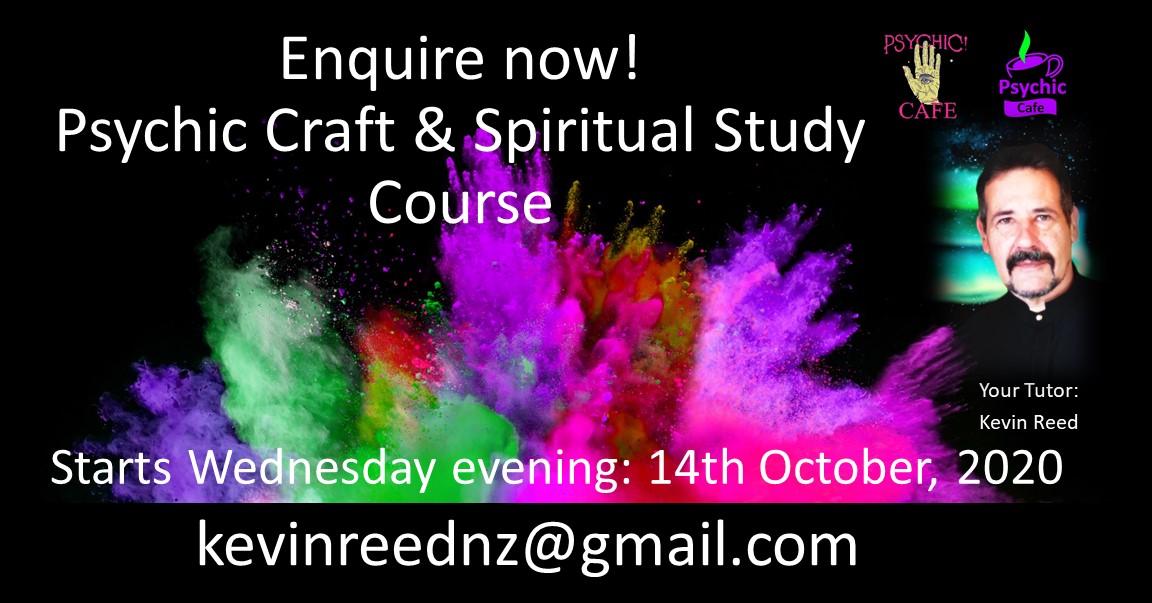 Psychic Craft Spiritual Study Course