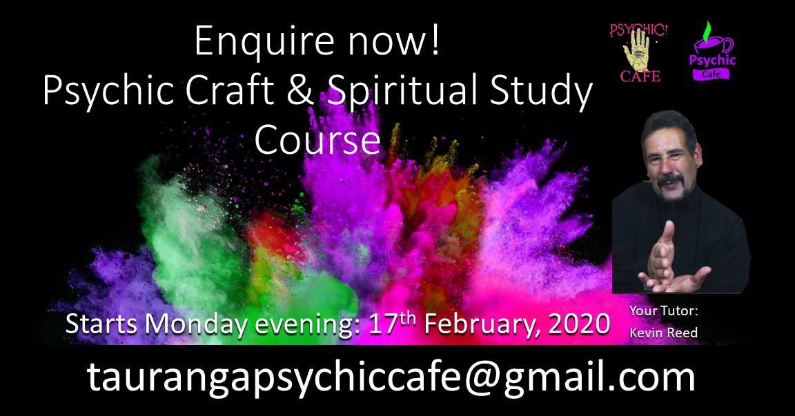 Spiritual Study and Psychic Craft