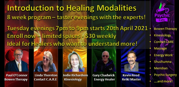 Introduction to Healing Modalities
