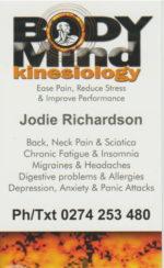 Jodie Richardson | Body Mind Kinesiology