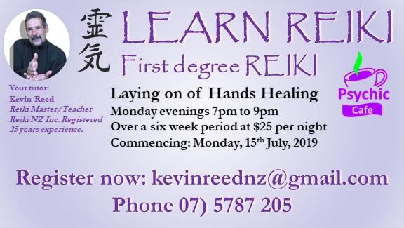 Learn Reiki!!!