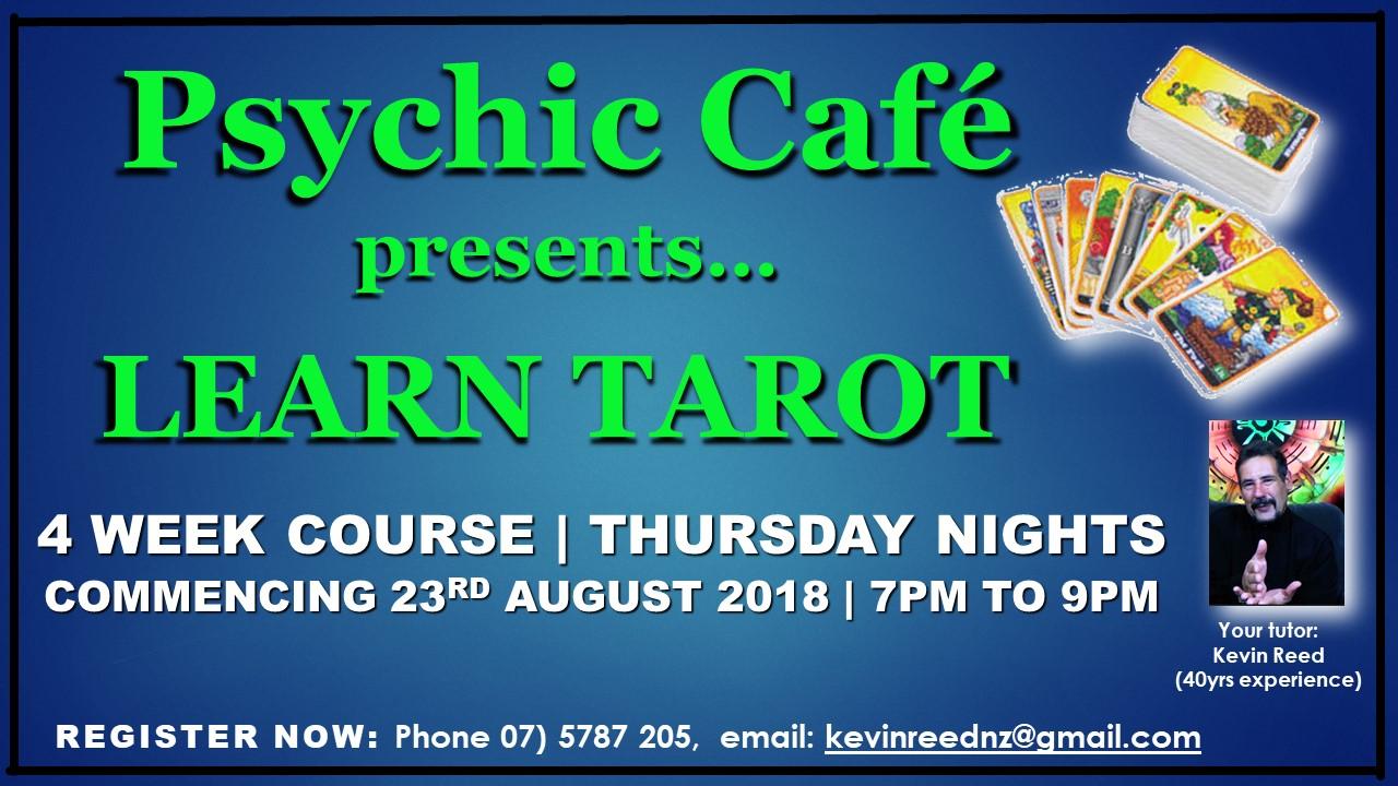 Learn Tarot!