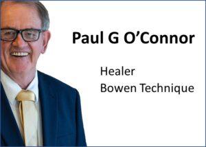 PAUL G O'CONNOR