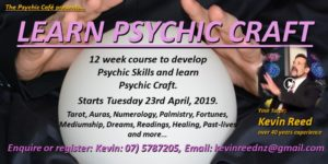 Learn Psychic Craft