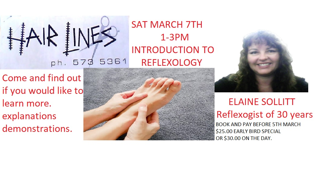 Read more about the article Introduction to Reflexology