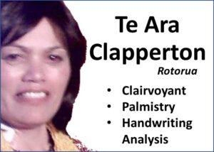 TE ARA CLAPPERTON