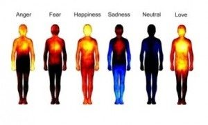 Fascinating Study Shows How Emotions Are Mapped On The Human Body