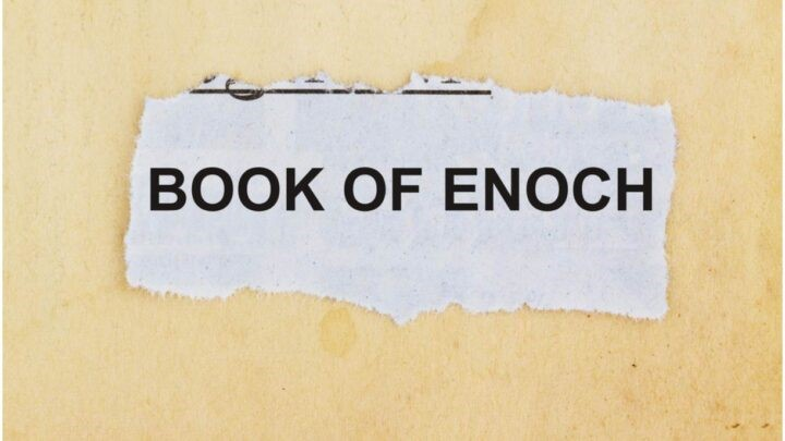 You are currently viewing The Book Of Enoch – Facts, Movie, Fallen Angels, Removed From The Bible?