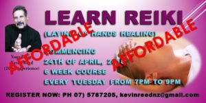 Learn Reiki, which is Affordable!