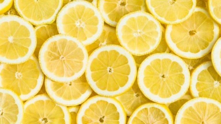 Wake Up Right: Drink Lemon Water