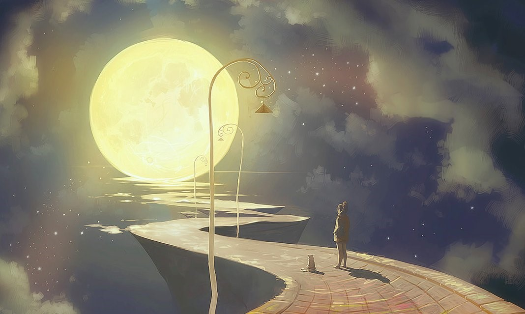 You are currently viewing Full Moon In Virgo: Taking Important Steps Forward