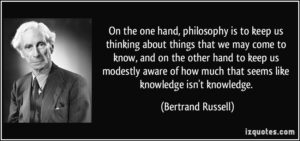 Test your knowledge of Philosophy