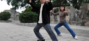 The Healing Benefits of Tapping and Tai Chi