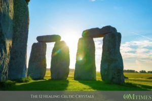 THE 12 HEALING CELTIC CRYSTALS
