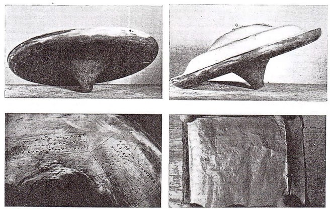 Bits of Famous, Lost (and Fake) 'Flying Saucer' Turn Up in British Science Museum